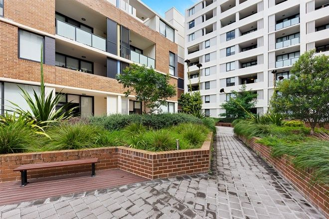 Picture of 406/7 Washington Ave, RIVERWOOD NSW 2210