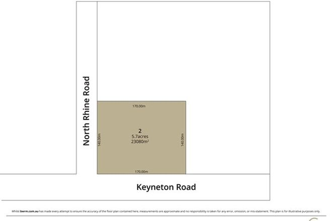 Picture of Lot 2 Keyneton Rd, KEYNETON SA 5353