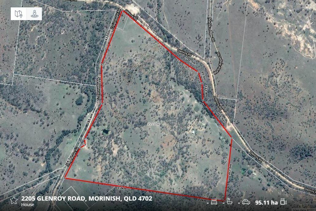 2205 Glenroy Rd, Morinish QLD 4702, Image 0