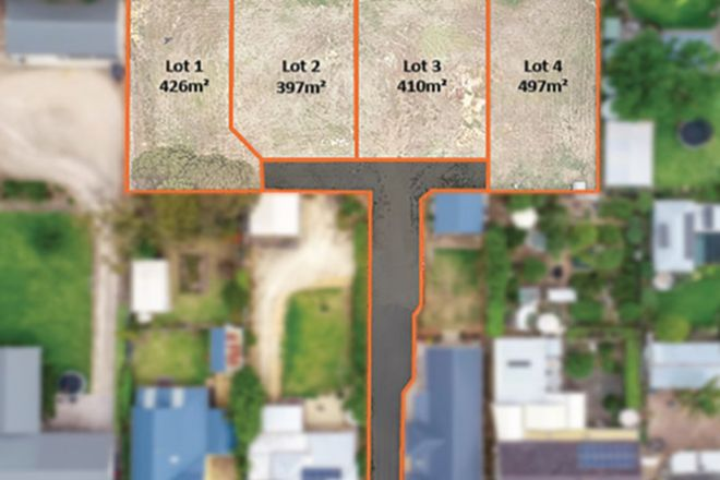Picture of Lot 1-4/82 Jenkins Terrace, NARACOORTE SA 5271