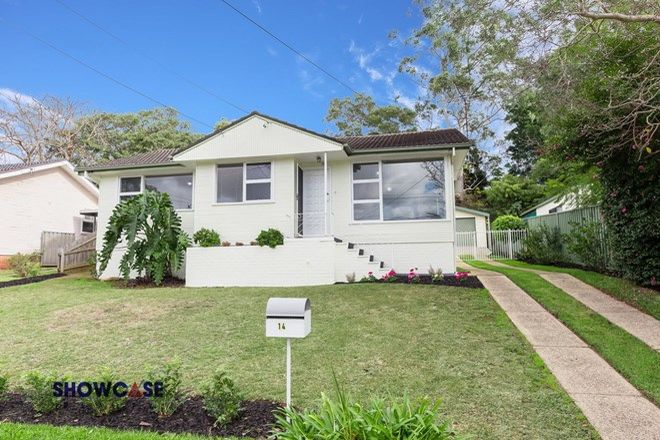 Picture of 14 Rembrandt Street, CARLINGFORD NSW 2118