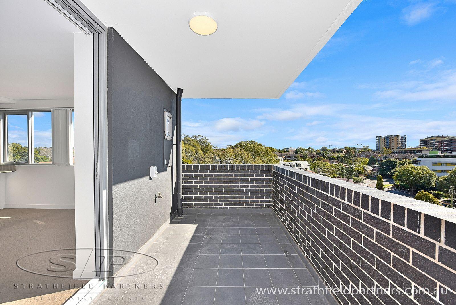 401/23-25 Churchill Avenue, Strathfield NSW 2135, Image 2