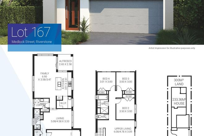 Picture of Lot 167 Medlock Street, RIVERSTONE NSW 2765