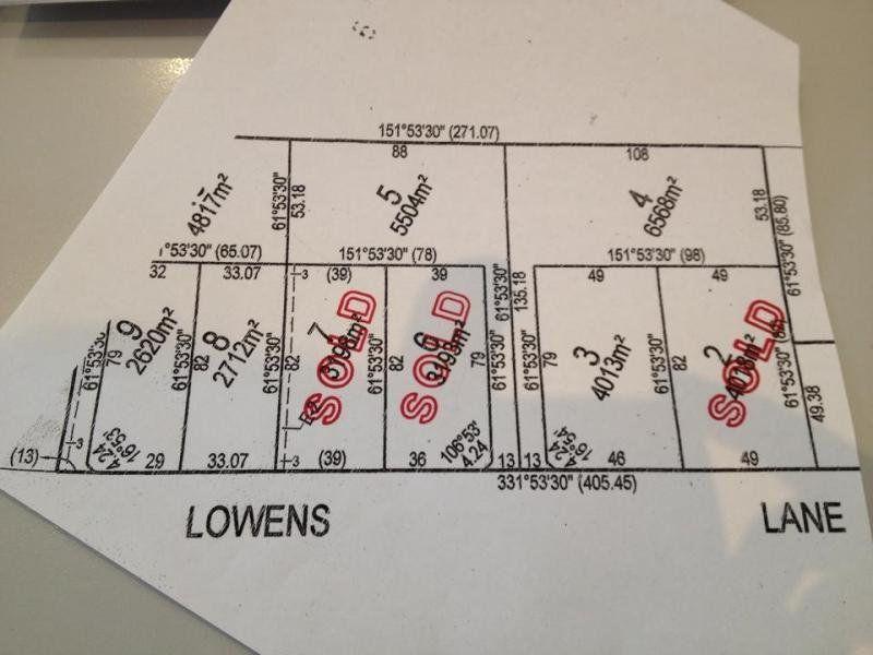 Lot 1 Lowens Lane, Benalla VIC 3672, Image 0