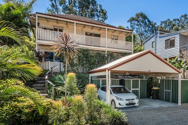 Picture of 13 Chapman Street, CHAPEL HILL QLD 4069