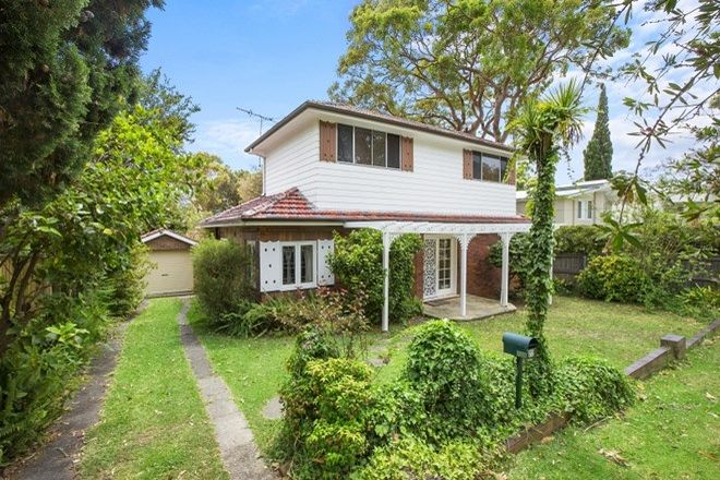 Picture of 22 Ernest Street, BALGOWLAH HEIGHTS NSW 2093