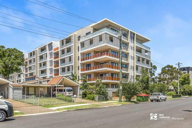 Picture of 22/2-10 Tyler Street, CAMPBELLTOWN NSW 2560