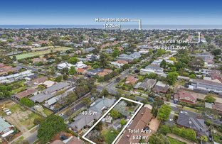 Picture of 48 Earlsfield Road, Hampton VIC 3188