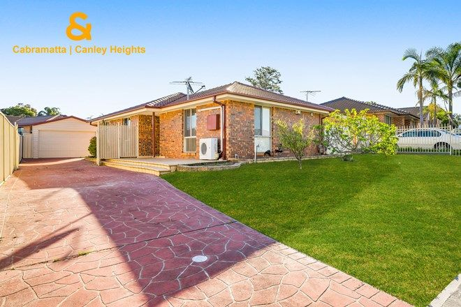 Picture of 39 LALICH AVENUE, BONNYRIGG NSW 2177