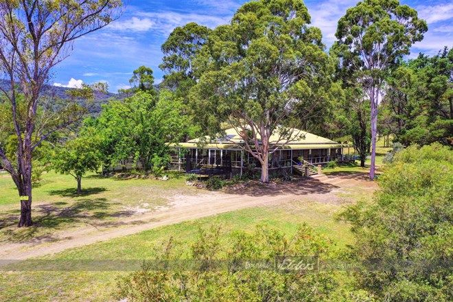 Picture of 542 Fairbairns Road, GLOUCESTER NSW 2422