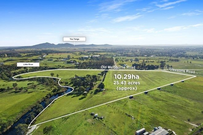 Picture of 2-54 Old Melbourne Road, LITTLE RIVER VIC 3211