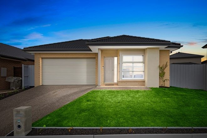 Picture of 20 Cubbyhouse Road, WYNDHAM VALE VIC 3024
