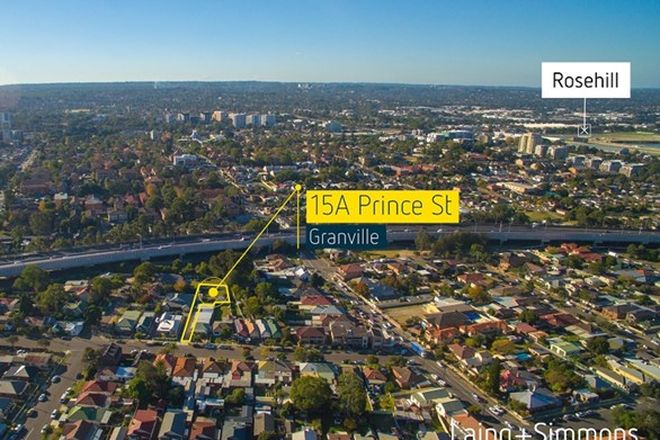 Picture of 15a Prince Street, GRANVILLE NSW 2142