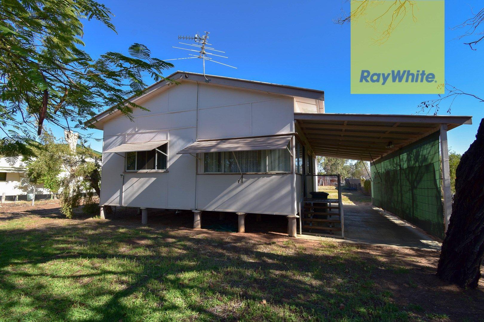 87 Gidyea Street, Barcaldine QLD 4725, Image 0