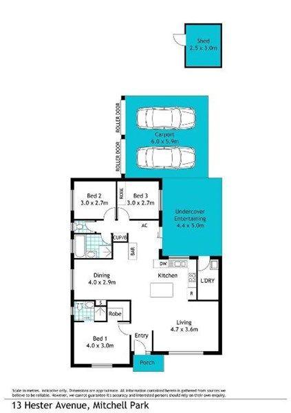 13 Hester Avenue, Mitchell Park SA 5043, Image 13