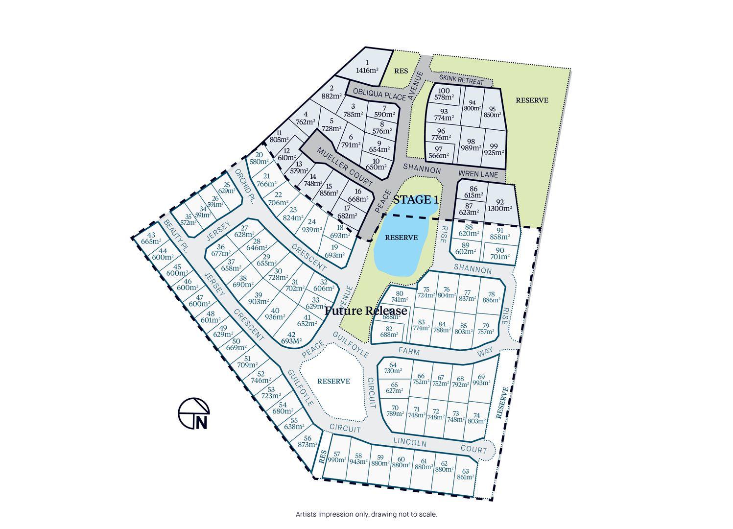Lot 17, 14 Peace Avenue, The Gardens, Kilmore VIC 3764, Image 0
