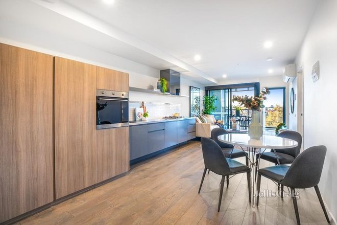 Picture of 404/132 Burnley Street, RICHMOND VIC 3121
