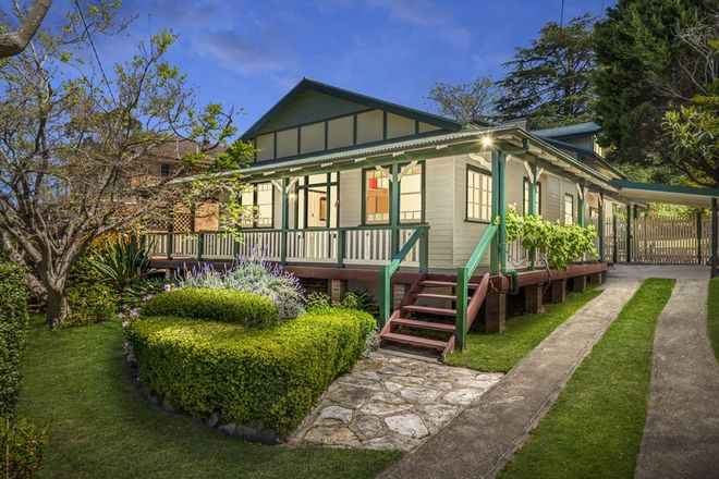 Picture of 6 Citrus Avenue, HORNSBY NSW 2077