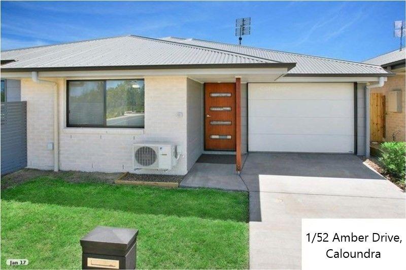1/52 Amber Drive, Caloundra West QLD 4551, Image 0