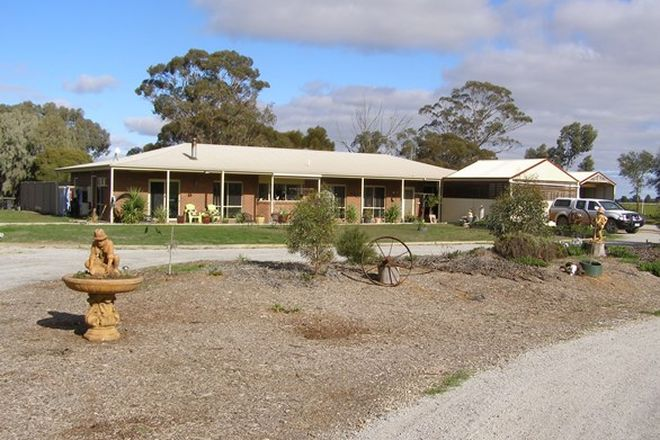 Picture of 599 Echuca West School Road, ECHUCA WEST VIC 3564