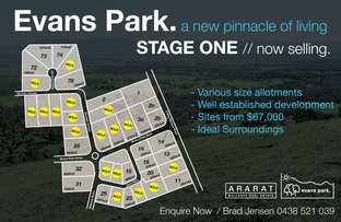 Lot 72 Reserve Court, Ararat VIC 3377