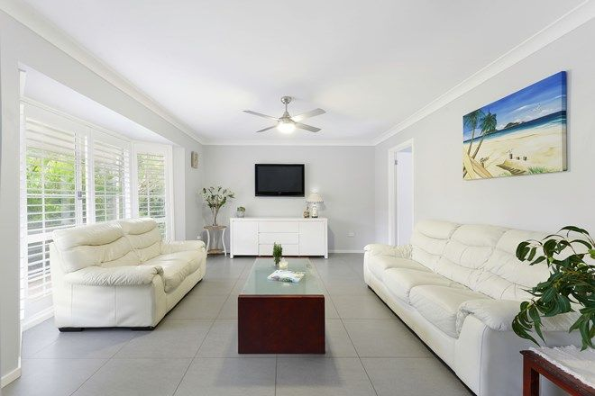 Picture of 25 Paltarra Place, CORDEAUX HEIGHTS NSW 2526