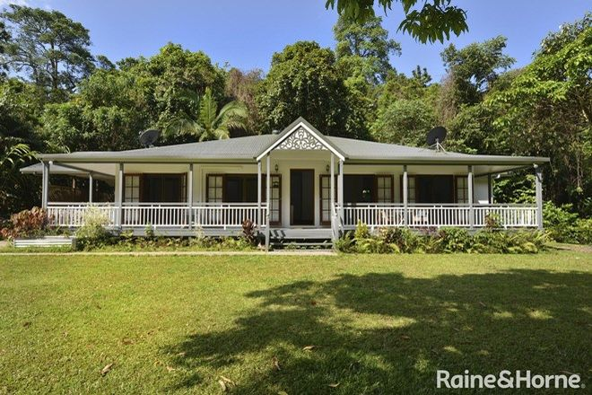 Picture of 142 Old Forestry Road, WHYANBEEL QLD 4873