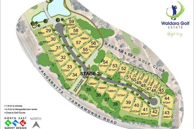 Picture of 31 Waldara Golf Estate, WANGARATTA VIC 3677