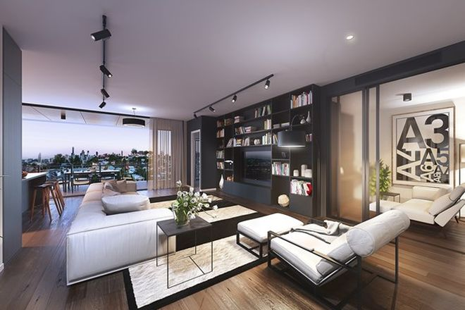 Picture of Penthouse/17-21 Wesley, LUTWYCHE QLD 4030