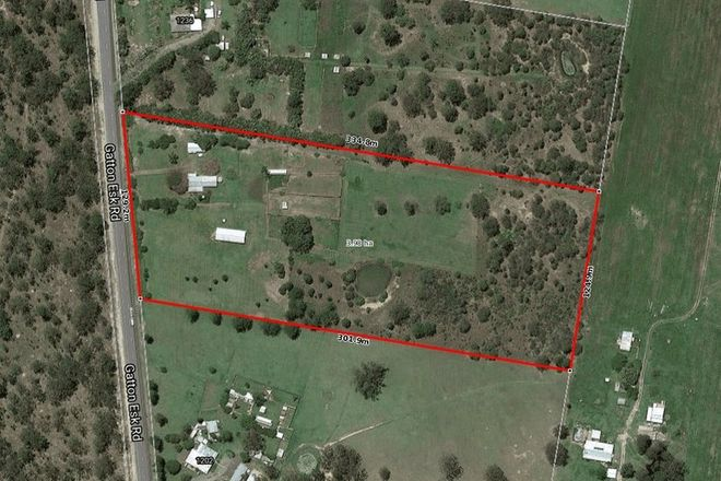 Picture of 1228 Gatton Esk Road, SPRING CREEK QLD 4343