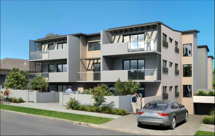 Units (1-16), 40-42 Shadforth Street, Wiley Park NSW 2195, Image 0