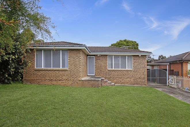 Picture of 13 Bach Place, BONNYRIGG HEIGHTS NSW 2177