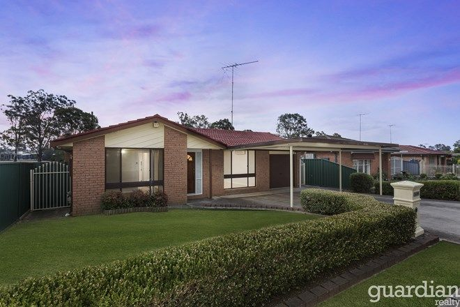 Picture of 40 Romley Crescent, OAKHURST NSW 2761