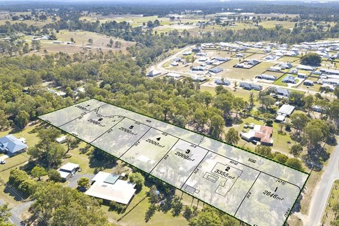 Picture of 8-12 Yore Road, STOCKLEIGH QLD 4280