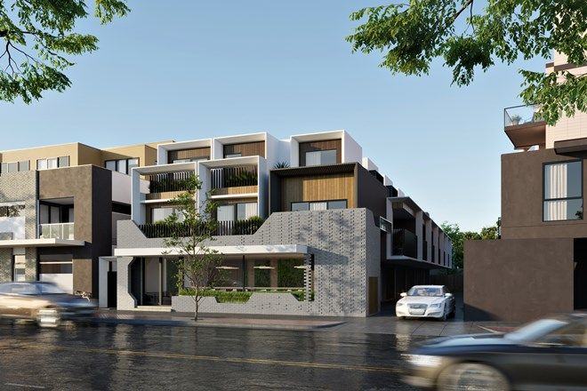 Picture of 2-7/11 Pascoe Street, PASCOE VALE VIC 3044