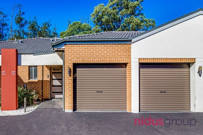 Picture of 23/28 Charlotte Road, ROOTY HILL NSW 2766