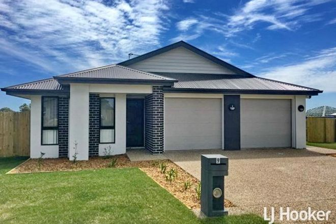 Picture of 2/9 Magpie Drive, CAMBOOYA QLD 4358