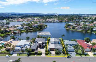 Picture of 37 Martinique Way, Clear Island Waters QLD 4226