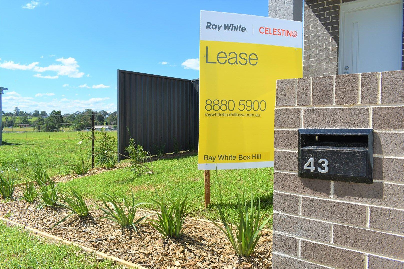43 Timbercrest Street, Box Hill NSW 2765, Image 1