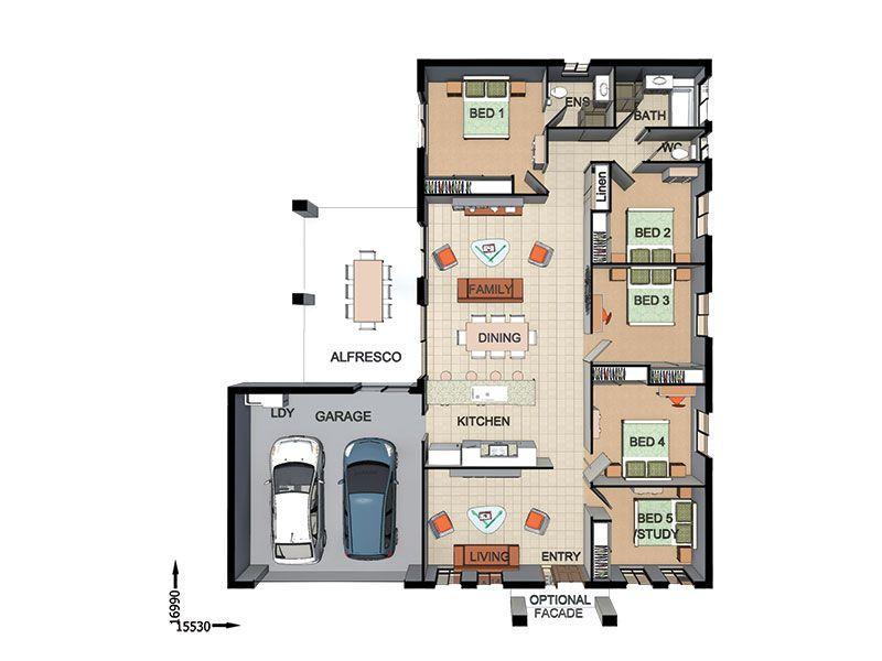 Lot 1313 Greenridge Avenue, Bentley Park QLD 4869, Image 1