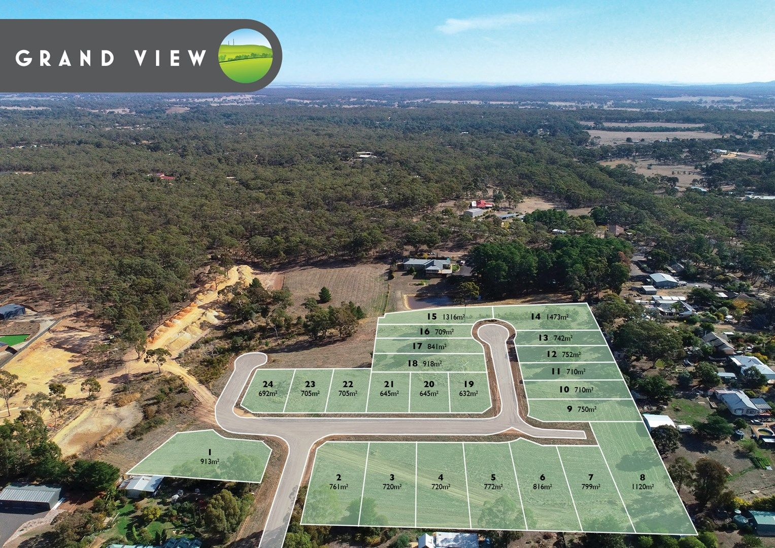 Grand View Drive, Mckenzie Hill VIC 3451, Image 0