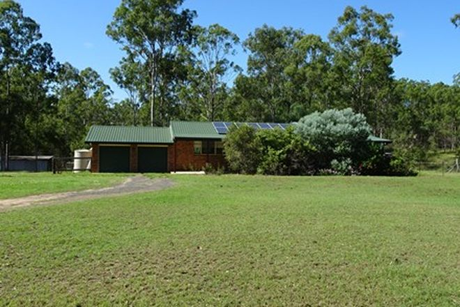 Picture of 185 Gentle Annie Road, APPLE TREE CREEK QLD 4660