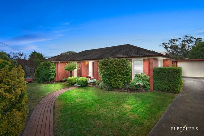 Picture of 7 Tortice Drive, RINGWOOD NORTH VIC 3134