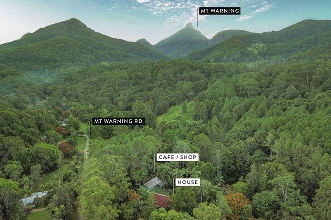 Picture of 134 Mount Warning Road, MOUNT WARNING NSW 2484