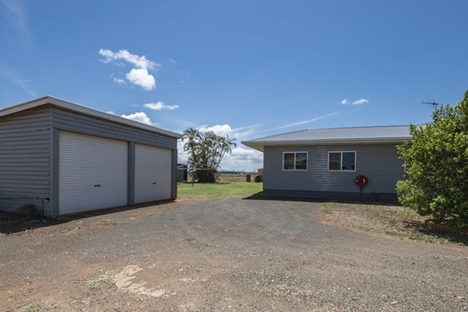 Picture of 523 Gin Gin Road, OAKWOOD QLD 4670