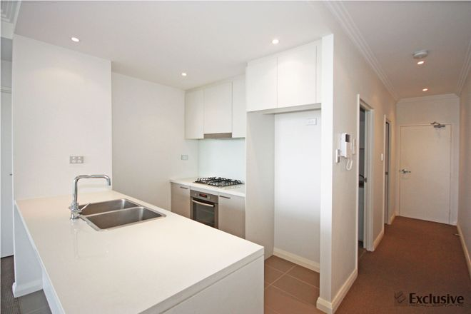 Picture of D412/81 Courallie Avenue, HOMEBUSH WEST NSW 2140