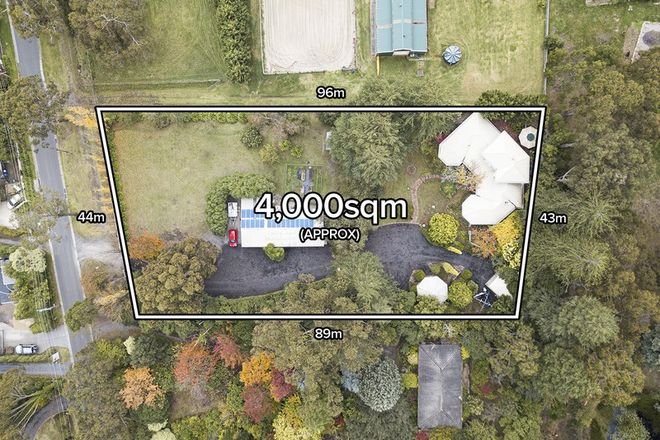 Picture of 12 Fortune Avenue, MOUNT EVELYN VIC 3796