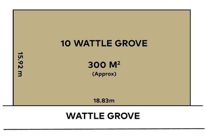 Picture of 10 Wattle Grove, KLEMZIG SA 5087