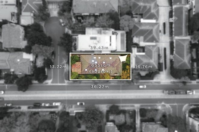 Picture of 421 Glenferrie Road, MALVERN VIC 3144