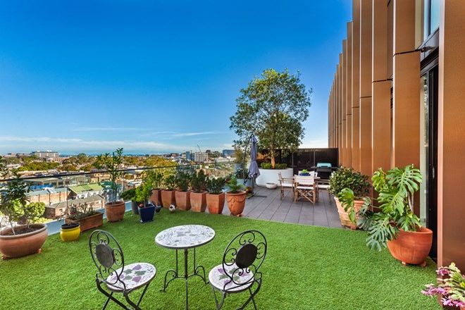 Picture of 1007/8 Central Park Ave, CHIPPENDALE NSW 2008
